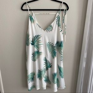 Forever 21 Tropical Flowy Dress